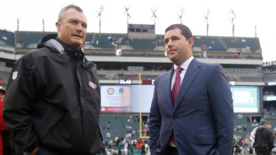 Jed York: Kyle Shanahan, John Lynch were on the same page with QB process